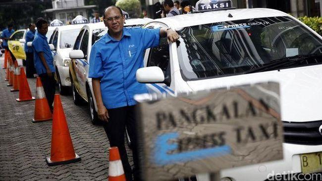 TAXI Perusahaan Singapura Zico Trust Tambah Kepemilikan di TAXI