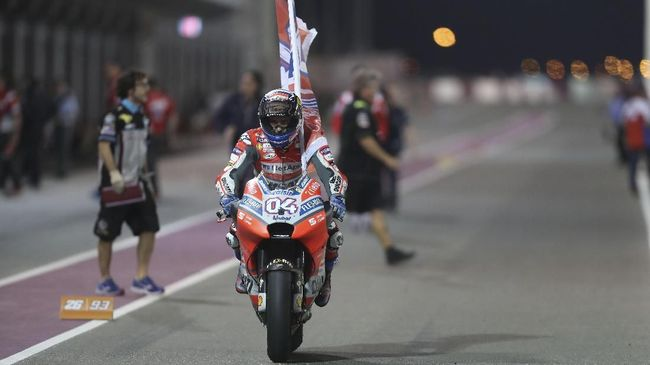 Gagal di Jerez, Duo Ducati Semangat Jelang MotoGP Prancis