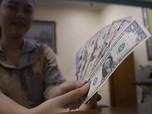 Rupiah Ditutup Menguat Tipis 0,11% Lawan Dolar AS