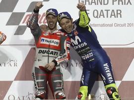 Dovizioso Pernah Yakin Lewati Gelar Juara MotoGP Milik Rossi