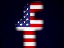 Politisi Partai Republik Sesalkan Kebocoran Data Facebook