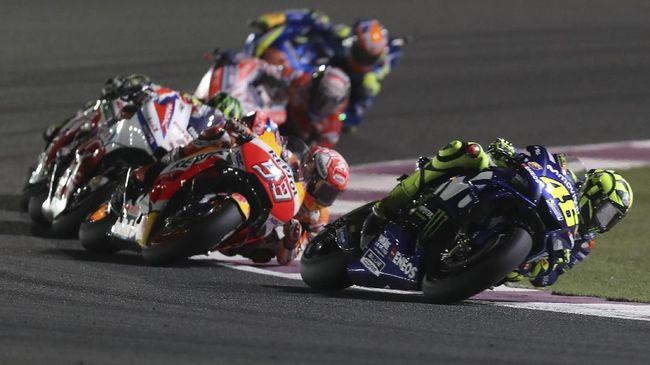 Schwantz Ingin Lihat Duel Rossi vs Marquez di Honda