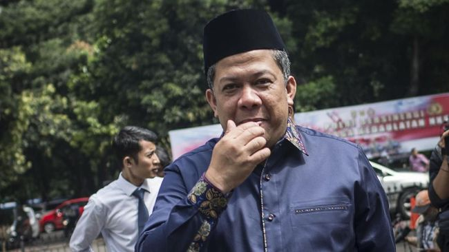 Fahri Hamzah Sebut KPK Cari Sensasi Lewat 'Nyanyian' Setnov