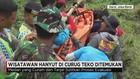 Wisatawan Hanyut di Curug Teko Ditemukan