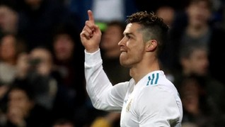 Cristiano Ronaldo Diklaim Penasaran dengan Kehidupan di China