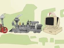 Indonesia Terseret Revolusi Industri Dunia