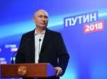 Wow! Putin Pria Terseksi & Tertampan di Rusia 2021