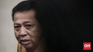 KPK Sebut Setnov Masih Sangkal Terlibat Korupsi e-KTP