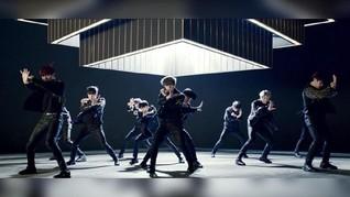 Terlibat Kontroversi, 'Boomerang' Wanna One Rajai Tangga Lagu