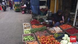 Niat Meriung Tarminah Berujung Maut di Pasar Rumput