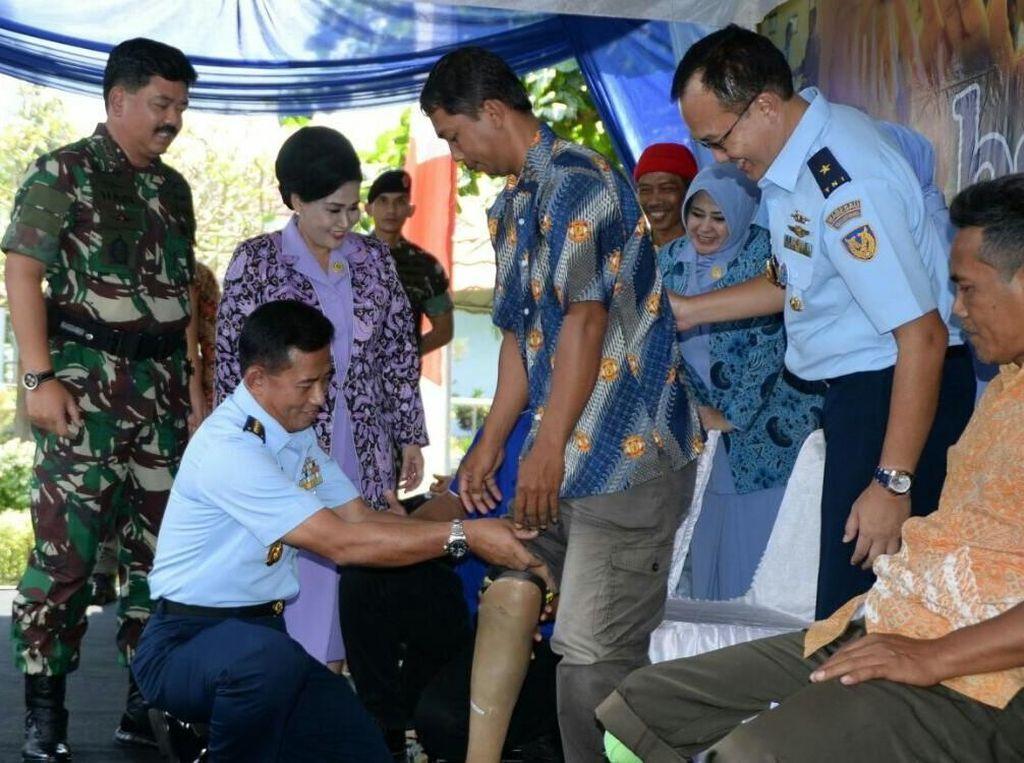 RSPAU Hardjolukito Beri Pelayanan Kesehatan Gratis
