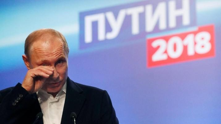 Rusia dilarang ikut olimpiade dan piala dunia karena kasus doping