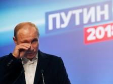 Putin Kesal Dilarang Tampil di Olimpiade, Rusia Banding