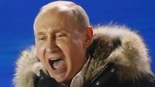 Putin Bantah Rusia Terlibat Serangan Racun Saraf di Inggris