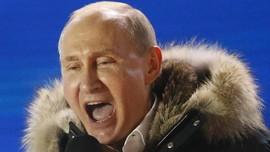 Putin Sebut Demokrasi Amerika Kotor