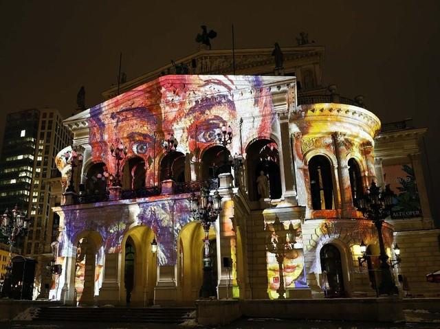 Indahnya Arsitektur Kuno Jerman Bermandikan Cahaya