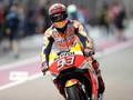 Marquez Tolak Pakai Nomor 'Kutukan' 1 di MotoGP