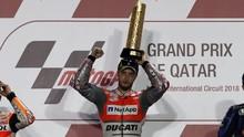 Andrea Dovizioso Ingin Kenaikan Gaji di Ducati