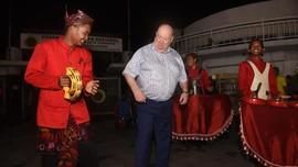 Wali Kota Liverpool Jalan-jalan ke Tunjungan Surabaya