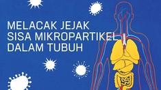 INFOGRAFIS: Melacak Jejak Sisa Mikropartikel dalam Tubuh