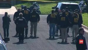 VIDEO: Ledakan Keempat di Texas, Warga Diminta Tak Buka Paket