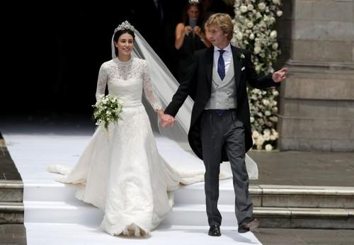 Cantiknya Alessandra de Osma, Mantan Model yang Dinikahi Pangeran Jerman