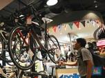 Pemerintah Akan Turunkan Tarif Bea Masuk Komponen Sepeda