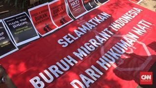 Jokowi Didesak Selamatkan TKI Terancam Hukuman Mati di Saudi