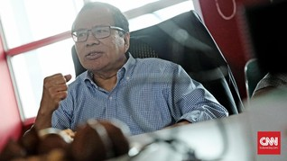 NasDem Tutup Pintu Mediasi dengan Rizal Ramli