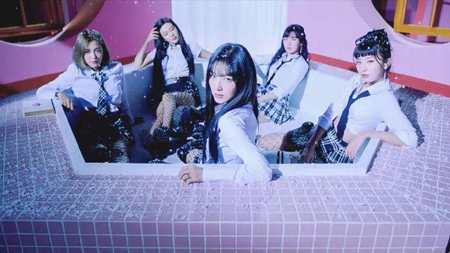 Tampil di Depan Kim Jong Un, Red Velvet Bawakan Tembang Hits