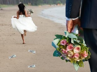 Calon Pengantin Wanita Ini Kabur Usai Terima Uang Rp 3,8 M dari Kekasih