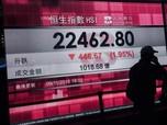 Waspada, Bursa Hong Kong Diramal Bergejolak di Tahun Babi