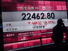 AS-China Siap Negosiasi lagi, Bursa Saham Asia Dibuka Menguat
