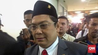 Jadi Pimpinan DPR, Utut Adianto Berterimakasih pada Megawati