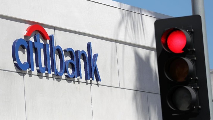 A Citibank branch is seen in Santa Monica, California, U.S. March 19, 2018. REUTERS/Lucy Nicholson