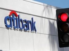 Duh! Laba Bersih Citibank Turun 17% di Semester I-2020