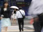 Terjangkit Virus Bursa AS, Bursa Asia Terkapar di Zona Merah