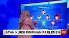 Jatah Kursi Pimpinan Parlemen