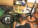 Sayang Disayang! Orang RI Gila Sepeda, Komponen Banyak Impor