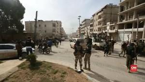 VIDEO: Tentara Turki Meninggalkan Afrin