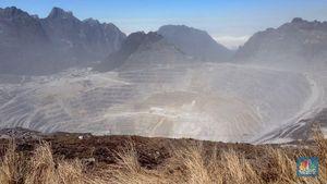 Freeport-Amman Siapkan Lahan 100 hektare untuk Smelter