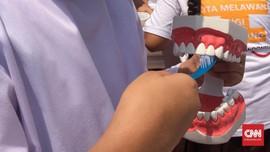 Gigi Tak Sehat Berisiko Timbulnya Beragam Penyakit