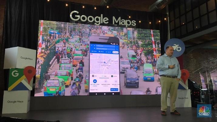 Pengguna Google Maps Kini Bisa Bagikan Rute & Waktu Tiba