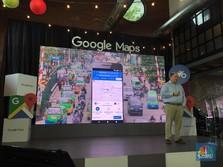 Rute Motor dan Ganjil Genap Kini Ada di Google Maps