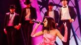 Usai merilis 'Havana' pada Oktober 2017, Camila Cabello tampak sepenuhnya sudah melanjutkan hidup dan menapak karier sebagai penyanyi solo yang kini sudah terkenal di seluruh dunia.(Christopher Polk/Getty Images for iHeartMedia/AFP)