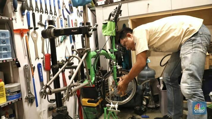 Sepeda Lipat Lagi Jatuh Harganya, Ini yang Harga Rp 5 Jutaan