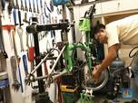 Catat! Kantor Hingga Mal Wajib Siapkan Parkir Khusus Sepeda