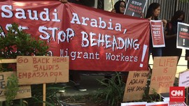 Ormas dan LSM Buruh Migran Kecam Arab Saudi soal Hukuman Mati