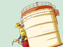 Gawat, RI Bisa Krisis BBM Kalau Ada Bencana atau Perang Nih
