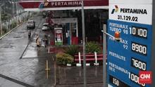 Harga BBM Turun di SPBU Swasta, di SPBU Pertamina Belum